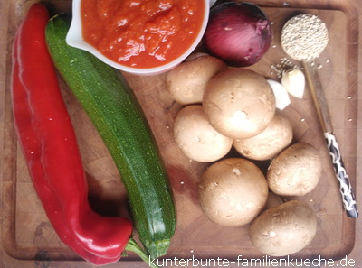 Reis-Gemüse-Zutat1