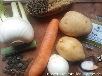 Gemüsedampfgaren