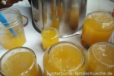 Ananas-Mangokopf