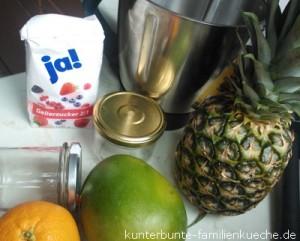 ananasmangozutaten