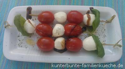 Tomatenmozkugeln