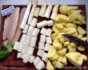 Kartoffle-spargl-schnippel